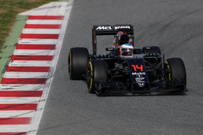 Alonso MP4-31